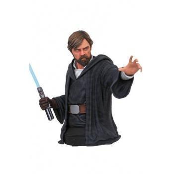 Star Wars - Diamond Select Toys - The Last Jedi Luke Skywalker Bust