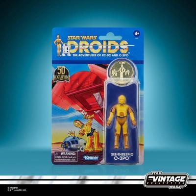 STAR WARS DROIDS - THE VINTAGE COLLECTION - See-Threepio (C-3PO)