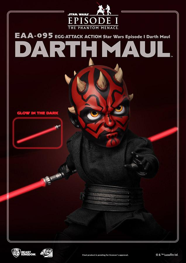 Star wars egg attack darth maul2