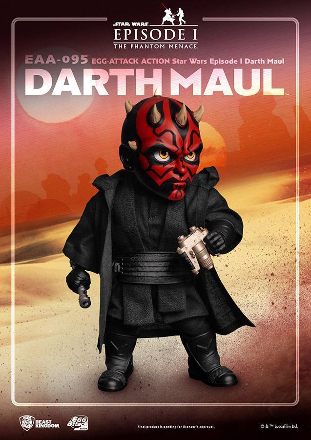 Star wars egg attack darth maul3