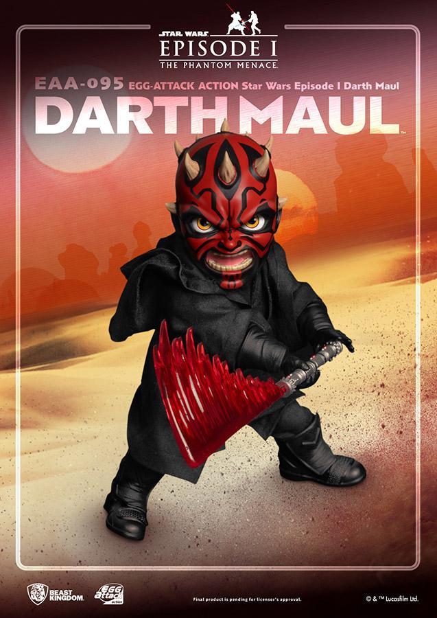 Star wars egg attack darth maul4