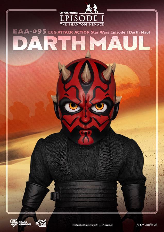 Star wars egg attack darth maul5
