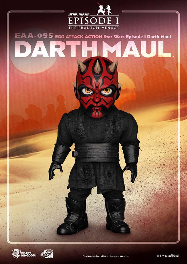 Star wars egg attack darth maul7