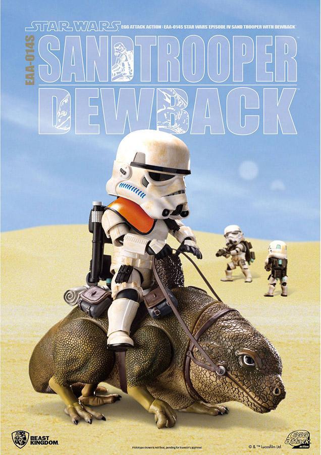 Star wars egg attack dewback imperial sandtrooper3