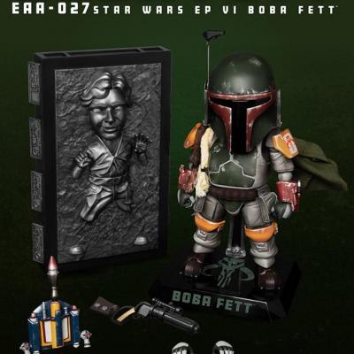 STAR WARS - Egg Attack - EP VI BOBA FETT Vinyl Figure