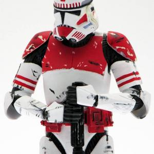 Star wars elite collection commander thire after t