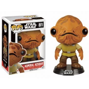 Star wars episode vii le reveil de la force admiral ackbar figurine pvc 10cm