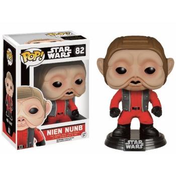 Star wars episode vii the force awakens funko pop nien nunb vinyl figure 10cm