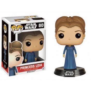 Star wars episode vii the force awakens funko pop princesse leia vinyl figure 10cm