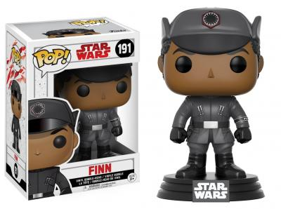 STAR WARS Episode VIII The Last Jedi FUNKO POP - Finn Vinyl Figure 10cm