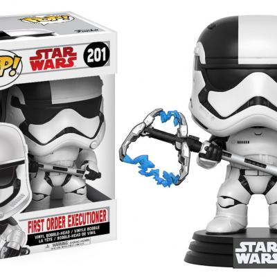 STAR WARS Episode VIII The Last Jedi - FUNKO POP - First Order Executioner Vinyl Figurine 10cm