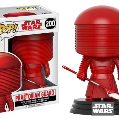 STAR WARS Episode VIII The Last Jedi FUNKO POP - Praetorian Guard Vinyl Figurine 10cm
