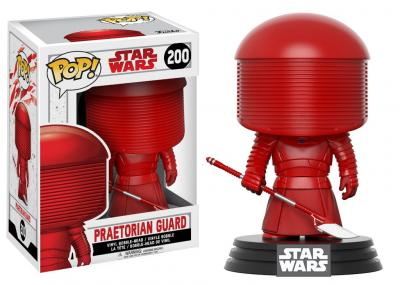 STAR WARS Episode VIII The Last Jedi FUNKO POP - Praetorian Guard Vinyl Figure 10cm