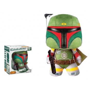 STAR WARS Funko Fabrikations Boba Fett Plush Action Figure 14cm