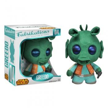STAR WARS Funko Fabrikations Greedo Plush Action Figure 14cm