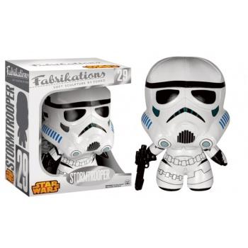Star wars funko fabrikations stormtrooper plush action figure 14cm