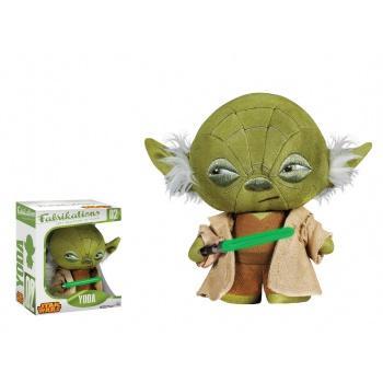STAR WARS Funko Fabrikations Yoda Plush Action Figure 14cm