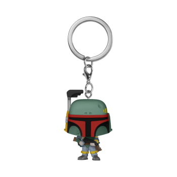 Star wars funko pop keychain boba fett