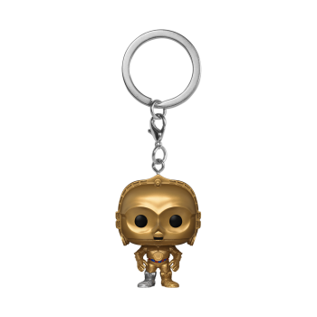 Star wars funko pop keychain c 3po