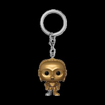 STAR WARS - FUNKO POP Keychain - C-3PO