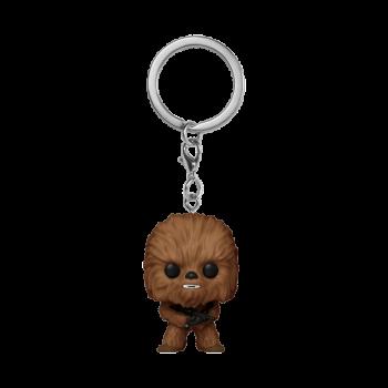STAR WARS - FUNKO POP Keychain - Chewbacca Vinyl Figurine
