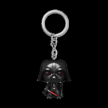 STAR WARS - FUNKO POP Keychain - Darth Vader Vinyl Figurine