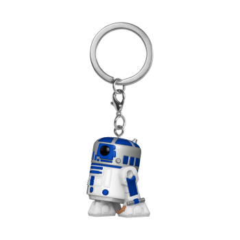 Star wars funko pop keychain r2 d2