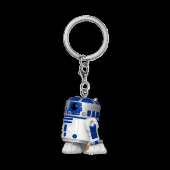 STAR WARS - FUNKO POP Keychain - R2-D2 Vinyl Figurine