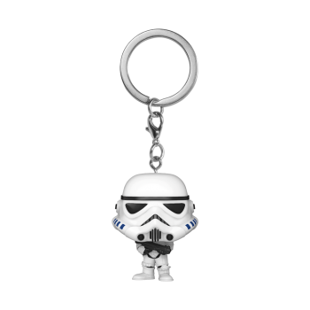 Star wars funko pop keychain stormtrooper