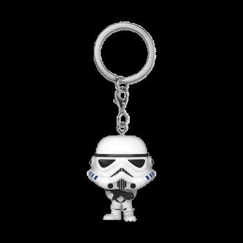 STAR WARS - FUNKO POP Keychain - Stormtrooper Vinyl Figurine