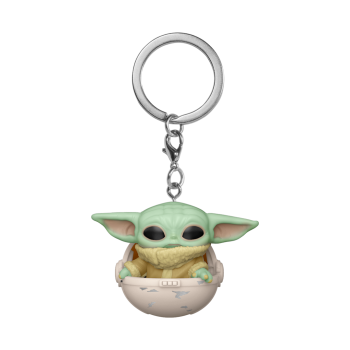 Star wars funko pop keychain the child in stroller