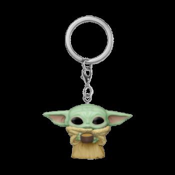 Star wars funko pop keychain the child wcup