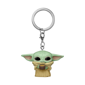 Star wars funko pop keychain the child wcup