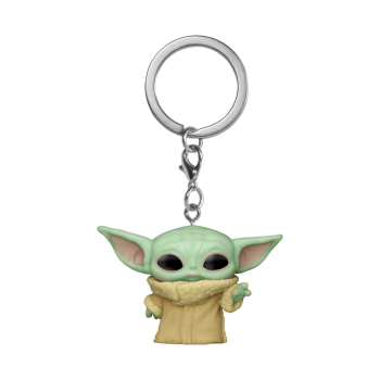 Star wars funko pop keychain the child