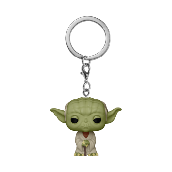 Star wars funko pop keychain yoda