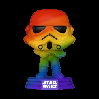 Star wars funko pop pride stormtrooper 10cm