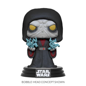 Star wars funko pop revitalized palpatine 10cm