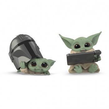 STAR WARS - The Bounty Collection S 3 - 2-Pack Helmet Peeking, Datapad Tablet Poses