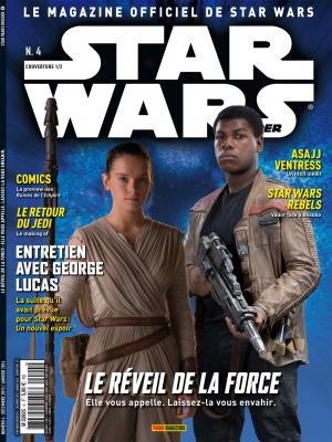 STAR WARS INSIDER 4 Couverture 1/2