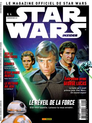 STAR WARS INSIDER 4 Couverture 2/2