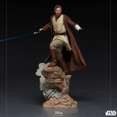Star Wars - IRON STUDIOS - Obi-Wan Kenobi
