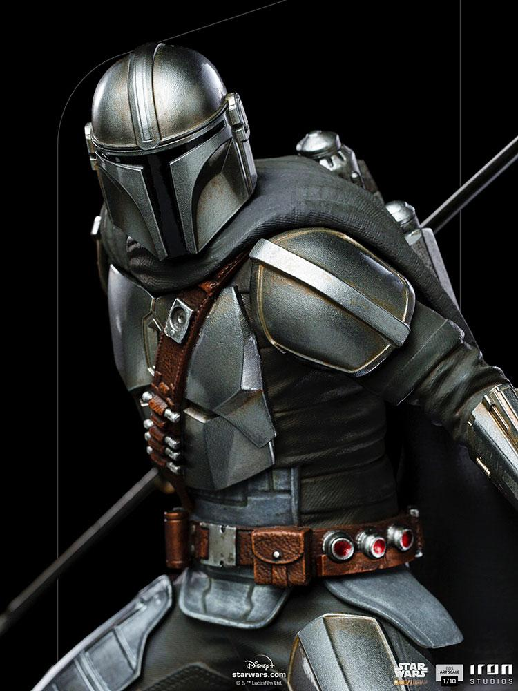 Star wars iron studios the mandalorian the mandalorian4