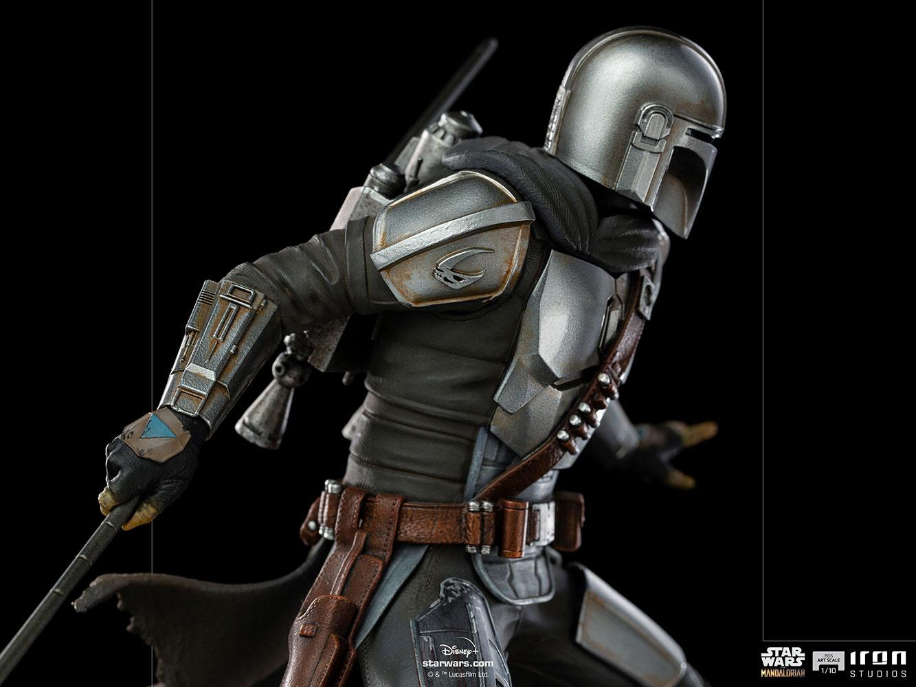 Star wars iron studios the mandalorian the mandalorian5
