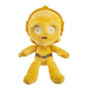 STAR WARS - Mattel - Disney - C-3PO Peluche 20cm
