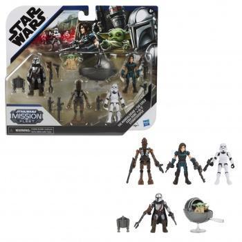 STAR WARS - Mission Fleet - Defend The Child Pack