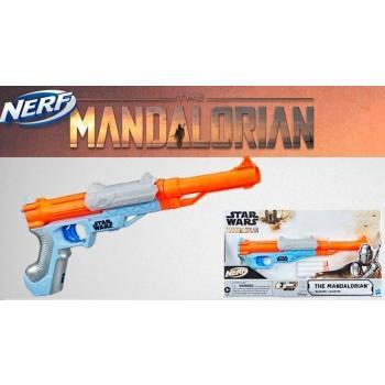 Star wars nerf the mandalorian blaster