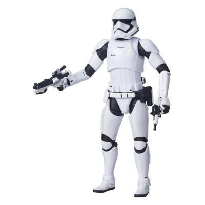 STAR WARS - THE BLACK SERIES 6-inch FIRST ORDER STORMTROOPER
