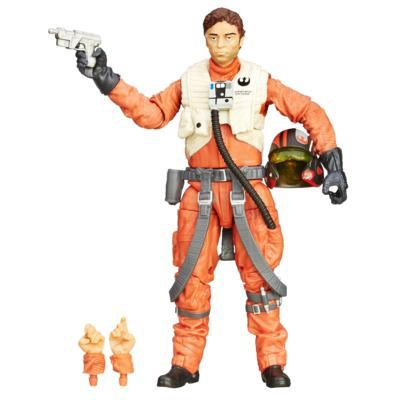 STAR WARS - THE BLACK SERIES 6-inch POE DAMERON