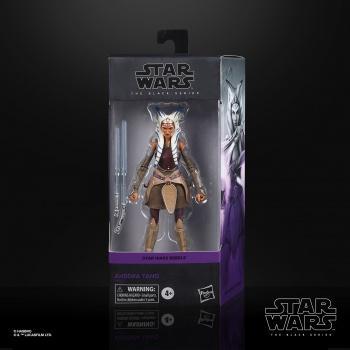 Star wars the black series ahsoka tano collectible toy 15cm