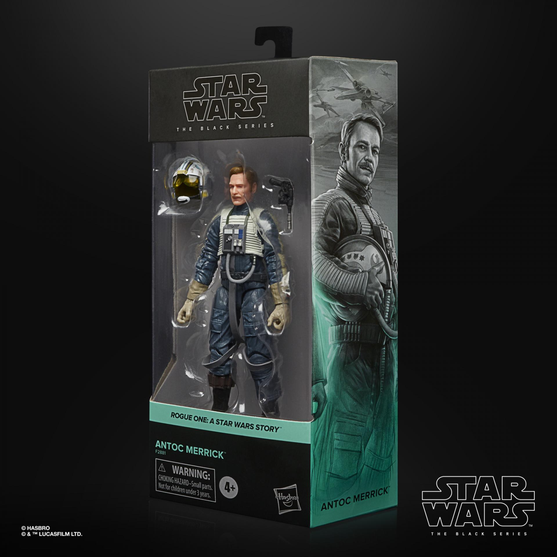 Star wars the black series antoc merrick 15cm1